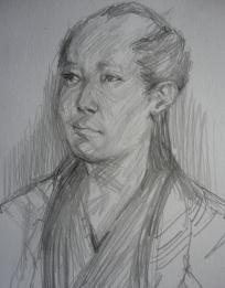 Samurai Portrait #2